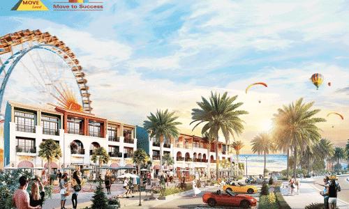 Shophouse mặt tiền biển Florida NovaWorld Phan Thiết – Bảng giá và chính sách 2021