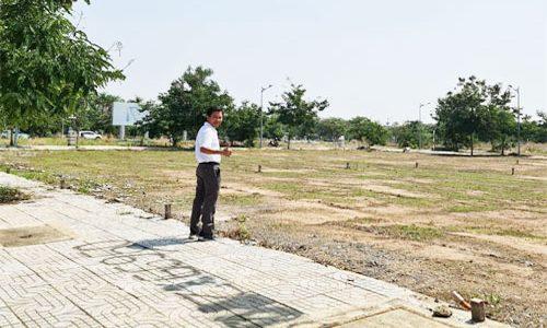Bán đất dự án Trảng Bom đã có sổ đỏ