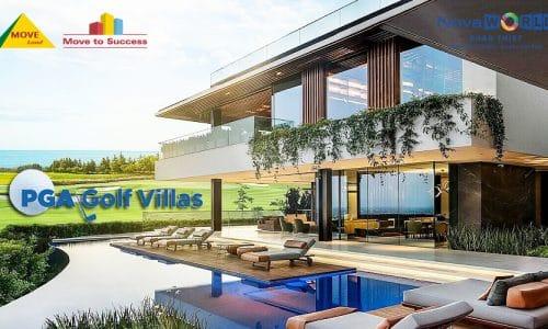 Biệt thự khu Villas Golf NovaWorld – Bảng giá và chính sách năm 2021