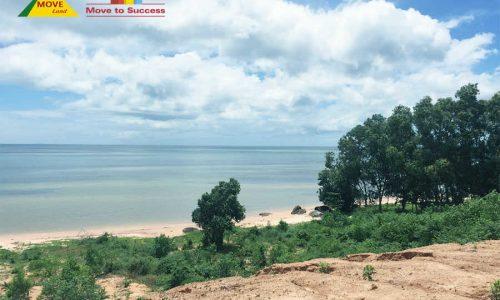 Bán 1,3 mẫu đất nông nghiệp 2 mặt tiền biển Hàm Ninh, Phú Quốc