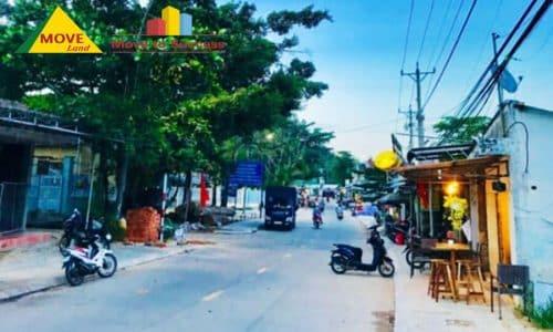 Bán đất mặt tiền đường Gành Dầu – Suối Cái, Tp Phú Quốc