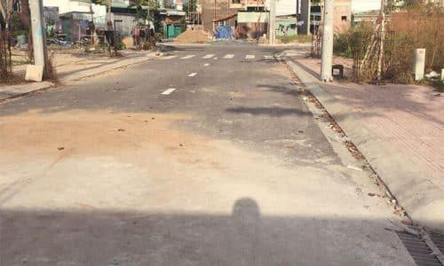 Bán đất tái định cư đường Đổ Văn Thi 5x18m(cạnh UBND phường Hiệp Hòa, Biên Hòa)