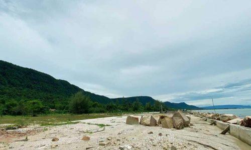 Bán 1,4 mẫu đất nông nghiệp 2 mặt tiền biển Hàm Ninh, Phú Quốc – Có 1500m2 đất thổ – Số hồng riêng chính chủ