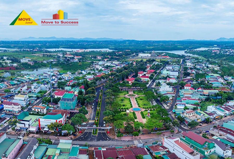 Huyện Bảo Lâm thuộc tỉnh Lâm Đồng