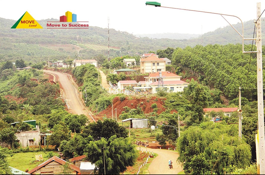 Huyện Cát Tiên thuộc tỉnh Lâm Đồng
