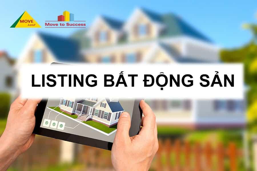 Listing bất động sản