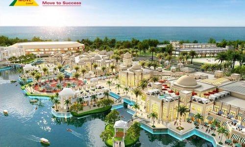 Shophouse Santa Monica NovaWorld Phan Thiết – Bảng giá và chính sách 2021