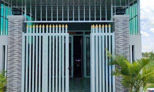 Bán hoặc cho thuê nhà mới 4,5x18m huyện Cần Đước, Long An