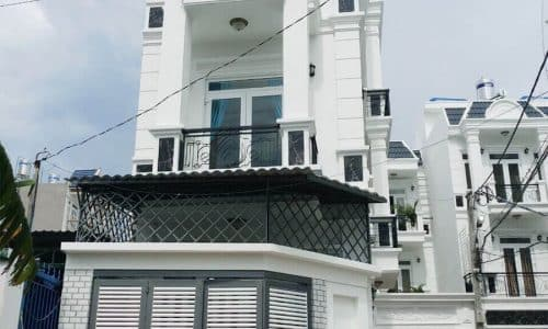 Bán nhà HXH Phường Thạnh Xuân, Quận 12 – Sổ hồng riêng chính chủ