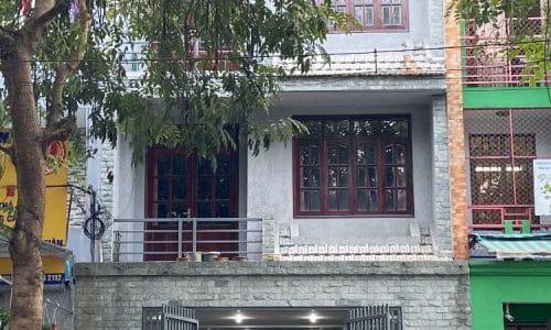 Bán nhà mặt tiền QL1A, Bình Tân gần KCN Tân Tạo