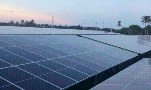Sang nhượng dự án điện Năng lượng mặt trời 3MW – Khánh Hòa