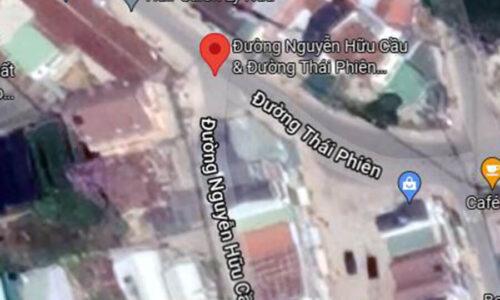 Lô đất sổ riêng nông nghiệp bán giá chuyển đổi xây dựng mặt đường Nguyễn Hữu Cầu – Thái Phiên